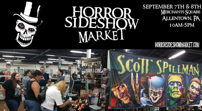Horror Sideshow Market Review | Story & Photos By: Janel Spiegel