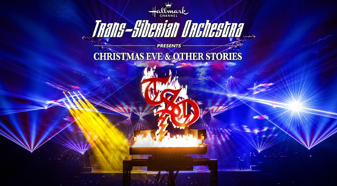 TRANS-SIBERIAN ORCHESTRA'S ALL-NEW SHOW BRINGS BACK THE PHENOMENON THAT STARTED IT ALL – 'CHRISTMAS EVE AND OTHER STORIES'