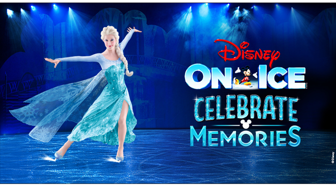 TICKETS ON SALE NOW FOR THE ULTIMATE JOURNEY DOWN MEMORY LANE WITH MICKEY MOUSE IN DISNEY ON ICE PRESENTS CELEBRATE MEMORIES