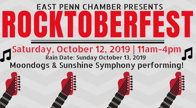 East Penn is ready to ROCK'N'ROLL with ROCKtoberfest!