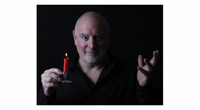 Lehigh Valley Charter High School for the Arts to host acclaimed British actor, Guy Masterson's solo performance of Dickens' A Christmas Carol on December 7, 2019