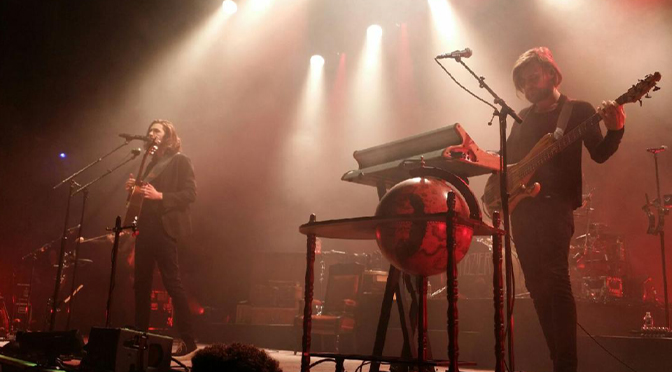 HOZIER – Wasteland Baby! Tour 2019 | Review by Janel Spiegel