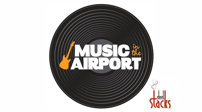 Traveling tunes launches with Music in the Airport!
