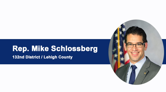 Schlossberg to host a joint HDPC-PLBC roundtable about mental health on Dec. 4 in Allentown