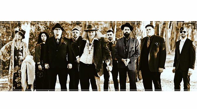 SQUIRREL NUT ZIPPERS HOLIDAY CARAVAN TOUR HITS MUSICFEST CAFE