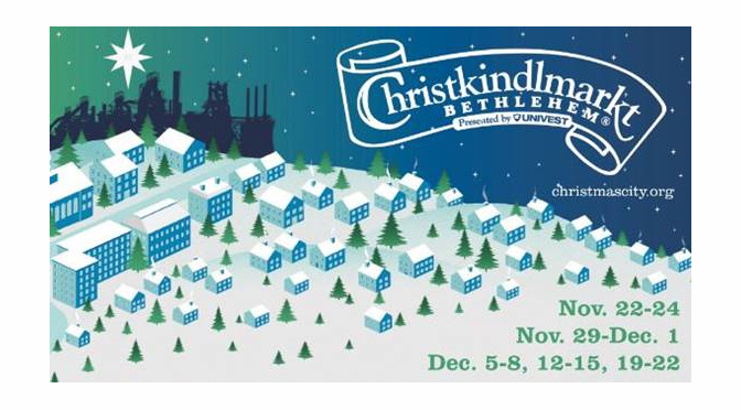 Christkindlmarkt Opens This Friday at 11 a.m.