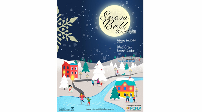 31st Annual Snow Ball  Benefiting Pediatric Cancer Foundation of the Lehigh Valley