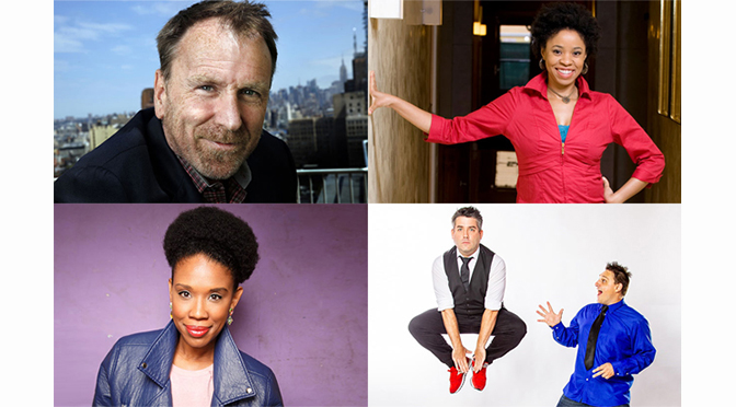 Colin Quinn, Marina Franklin, The Chris & Paul Show and More Coming to SteelStacks
