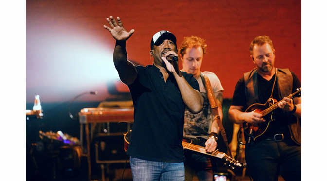 Darius Rucker First Concert Announced for Musikfest 2020