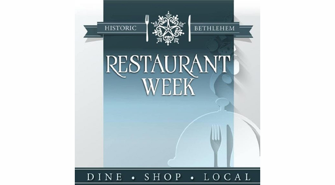 Historic Downtown Bethlehem Winter Restaurant Week