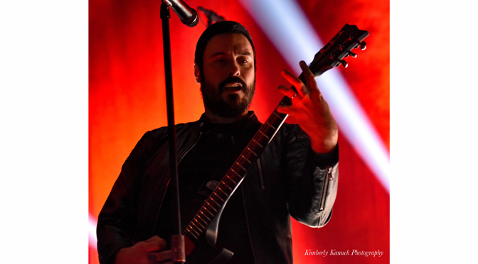 KORN AND BREAKING BENJAMIN KICKED OFF THEIR NORTH AMERICAN 2020 TOUR IN ALLENTOWN