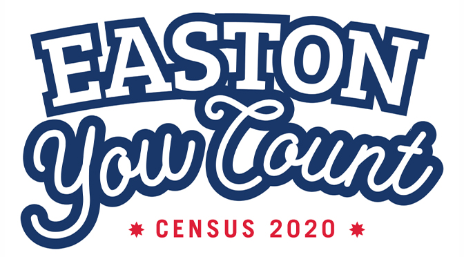 "City of Easton launches ""Easton You Count""  Census 2020 awareness campaign"