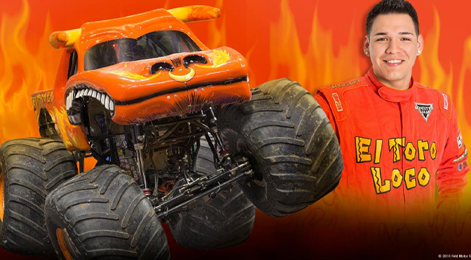 Interview with Monster Jam Driver Armando Castro | Interview By: Janel Spiegel