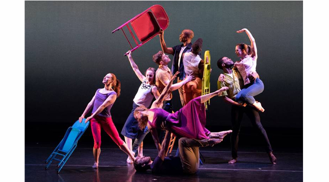 Carolyn Dorfman Dance Returns to SteelStacks on February 29