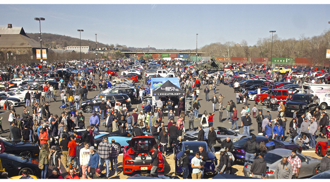 Koch Automotive Group Partners with ArtsQuest to Present 8th Year of Cars & Coffee Starting April 19 at SteelStacks