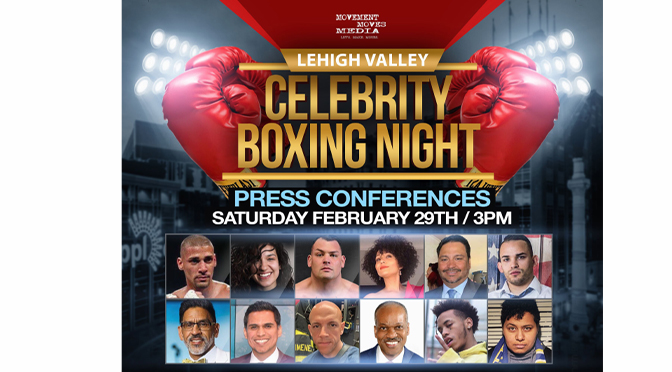 Inaugural Lehigh Valley Celebrity Boxing Night