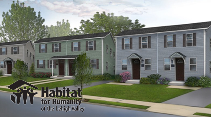 Habitat Lehigh Valley breaks ground on eight-home construction project in Allentown