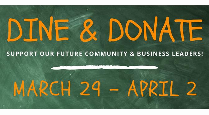 Hellertown-Lower Saucon's Dine & Donate Scholarship Fundraiser