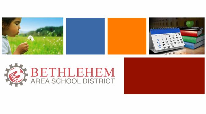 Bethlehem Area School District – Information