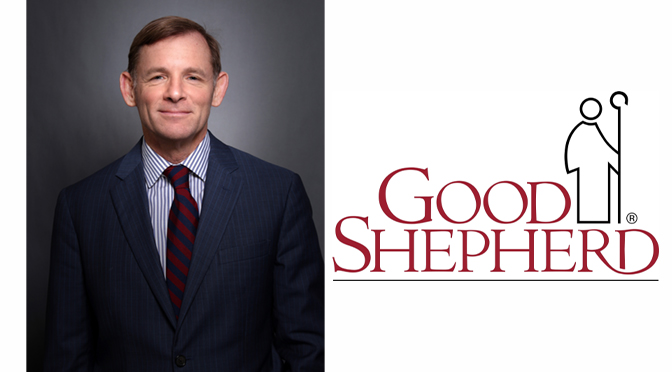 GOOD SHEPHERD REHABILITATION NETWORK APPOINTS  MICHAEL SPIGEL, PT, MHA, AS NEW PRESIDENT & CEO