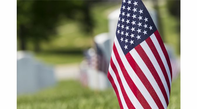 Virtual Memorial Day Tribute