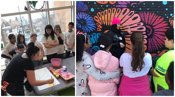 When In-School Artist Residencies Go Virtual