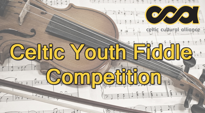 Celtic Youth Fiddle Competition