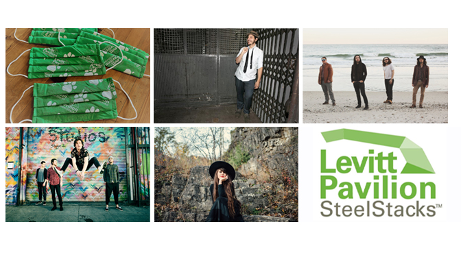 Levitt Pavilion SteelStacks' 10th Year a Season Unlike Any Other