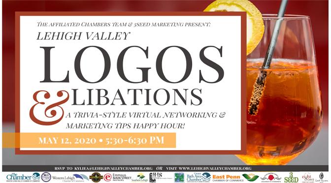 LET'S… PLAY… Lehigh Valley Logos & Libations!