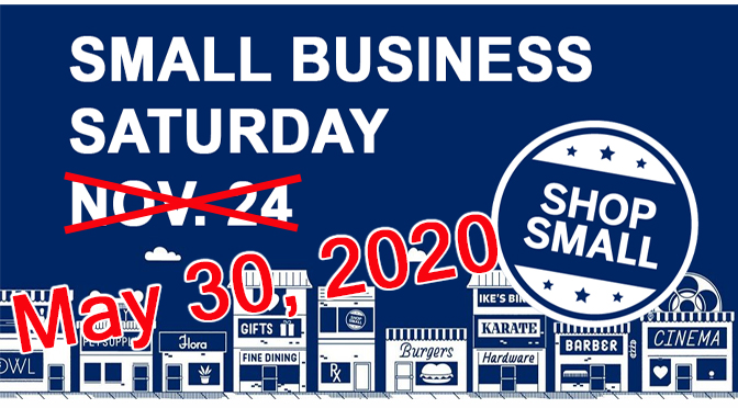 Who Says We Have to Limit Small Business Saturday to Just One Day?! Inbox