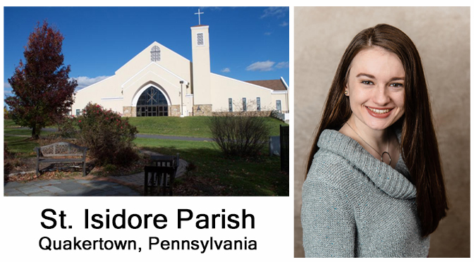 A new Director of Religious Education at St. Isidore Church
