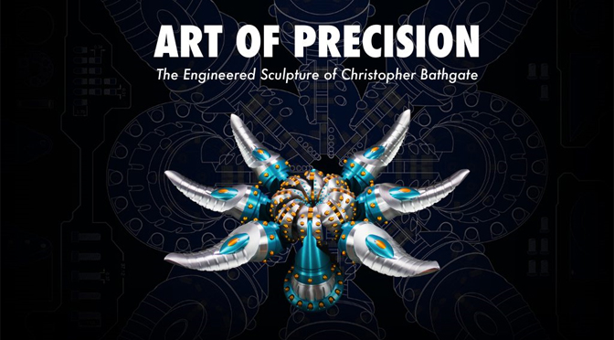 NMIH extends 'Art Of Precision: The Engineered Sculpture of Christopher Bathgate' Exhibit