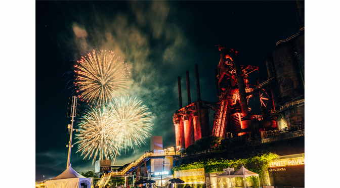 SERVICE ELECTRIC PRESENTING ANNUAL MUSIKFEST FIREWORKS THIS YEAR
