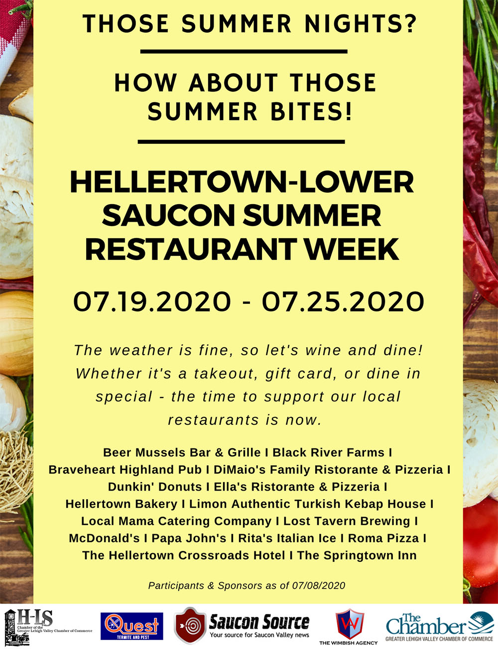 Halloween Helertown 2020 Hellertown – Lower Saucon Summer Restaurant Week 2020 | The Valley