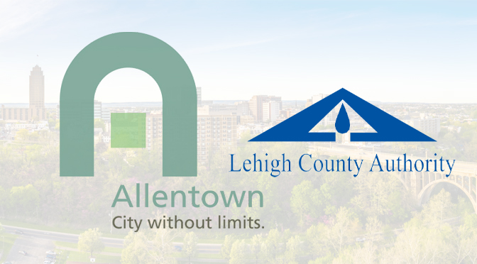 THE CITY OF ALLENTOWN & LCA REACH TENTATIVE SETTLEMENT