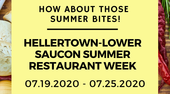 Halloween Helertown 2020 Hellertown – Lower Saucon Summer Restaurant Week 2020 Starts on