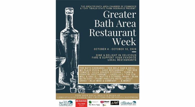 Greater Bath's First Ever Restaurant Week serves up GOOD EATS while  Supporting Local Businesses!