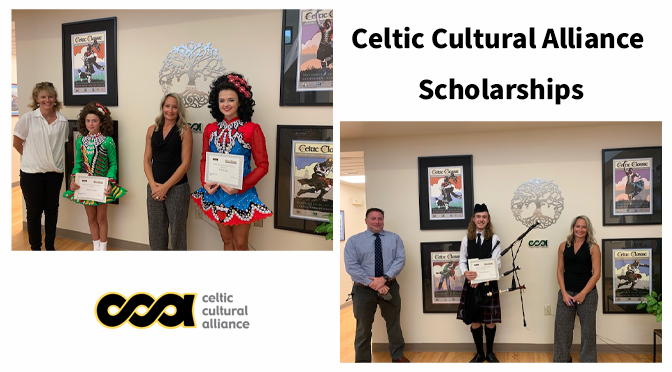 Celtic Cultural Alliance Scholarships