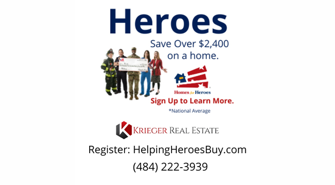 Local Listing: Alisia Bell, REALTOR® Krieger Real Estate / Homes for Heroes