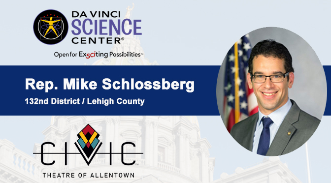 Schlossberg announces more than $144K in relief funding