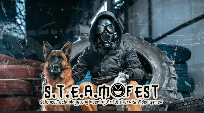 Interview with Kat Mahoney STEAM FEST | By: Janel Spiegel