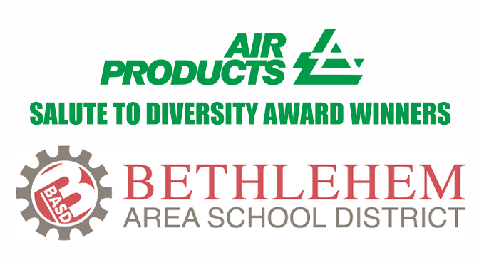 Air Products Salute to Diversity Awards Announced by Bethlehem Area School District