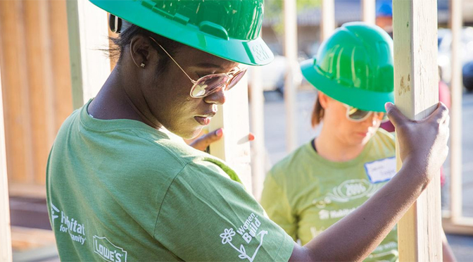 Habitat for Humanity of the Lehigh Valley builds dreams and empowers women