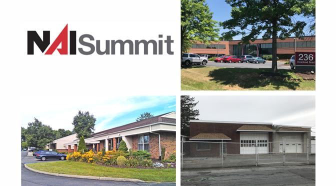 NAI SUMMIT AGENTS LEASE SPACE IN ALLENTOWN-BETHLEHEM-EASTON