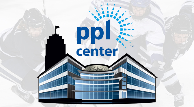 PPL CENTER SELECTED TO HOST THE 2022, 2023, AND 2025  NCAA DIVISION I MEN'S ICE HOCKEY REGIONALS