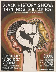 "Black History: ""Then Now & Black Joy"""