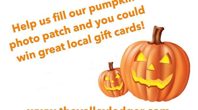 Pumpkin Photo Contest