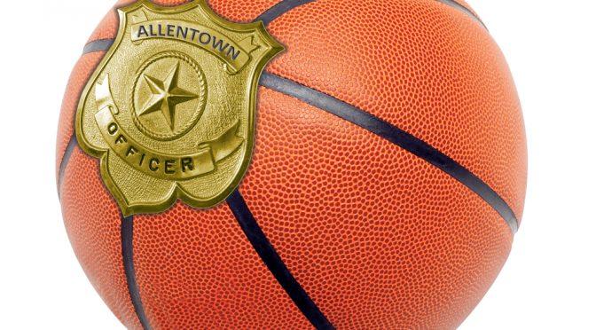 COPS MEET BLOCK BASKETBALL TOURNAMENT IN ALLENTOWN