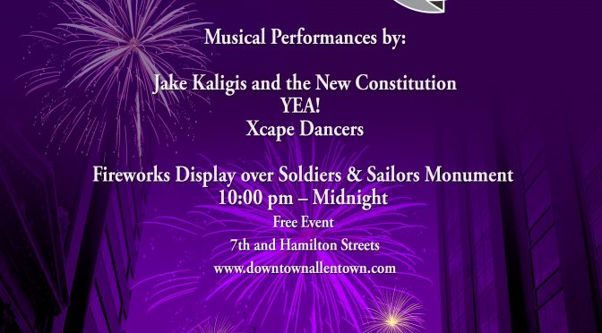 Downtown Allentown New Year's Eve Celebration