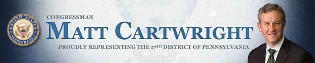 Cartwright, Davis Introduce Legislation to Boost STEM, Cut Red Tape